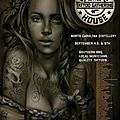 Carriage <b>House</b> Tattoo Gathering Caroline Distillery 04 - 06 Septembre 2015