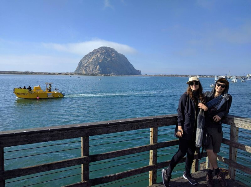 Morro Bay en Californie