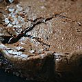 Coulant <b>chocolaté</b>