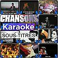 Chansons et Karaokés <b>FLE</b>