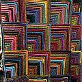 Crochet modulaire version <b>plaid</b>