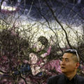 Zeng Fanzhi Exhibits Paintings @ the National Gallery for <b>Foreign</b> Art
