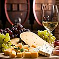Quels vins choisir pour accompagner chaque <b>fromage</b> ? (Association <b>fromage</b> - vin)