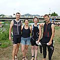 Triathlon XS - Le Gardon 2014