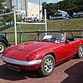 LOTUS Elan S4 <b>cabriolet</b> 1970