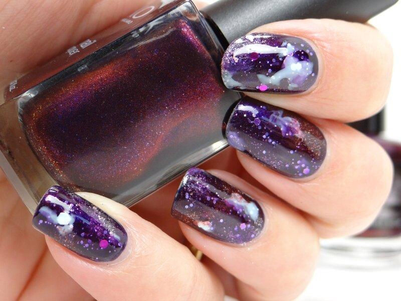 purple galaxy 497