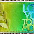 Love you to