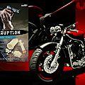 Service presse du Boudoir Ecarlate : diversion tome 3 : corruption (Eden Winters)