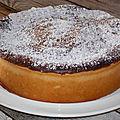 <b>Recette</b> Tarte au Fromage Blanc Alsacienne - Käsekuchen - <b>recette</b> de famille
