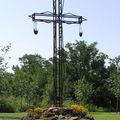La croix de fer aux plumes d'aigle