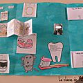 Lapbook des <b>Dents</b>