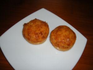 recettes plats  Muffins au chorizo