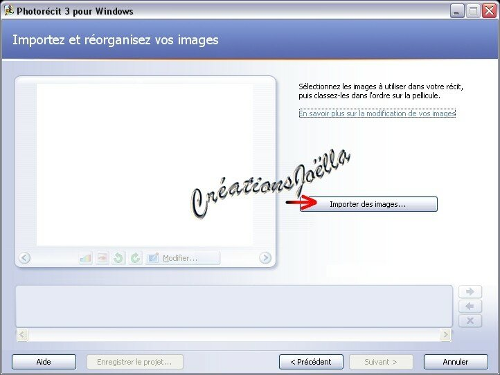 photorecit 3 pour windows xp