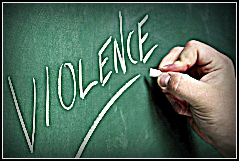 Violence tableau