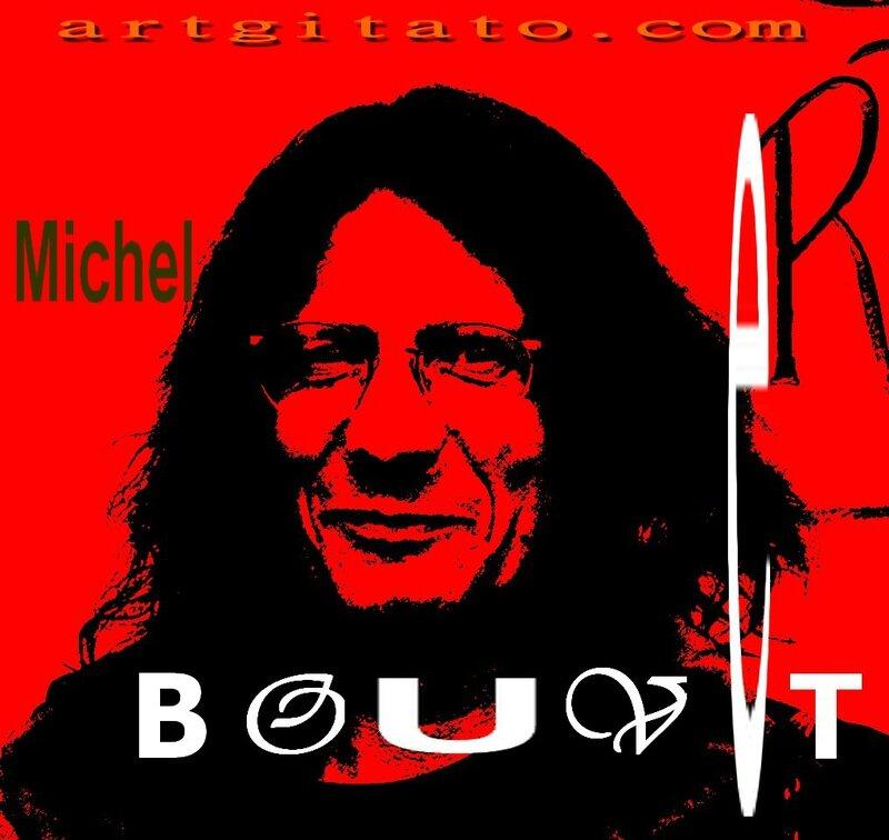 Michel Bouvet Portrait