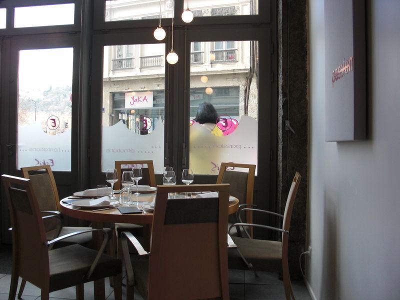 Eskis Restaurant à Lyon Expérience De Cuisine Moléculaire - Cuisine moleculaire lyon