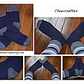 chaussettes taille 38