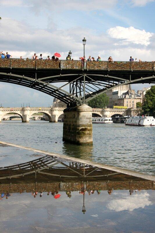 6-Pont des Arts, reflets_5244