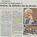 <b>FILLON</b>, le jacobin parisien REAC sorti du GRAND OUEST ou JUPPE, le girondin de l'AXE SEINE? LA DROITE NORMANDE DOIT CHOISIR!