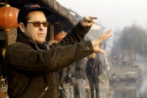 JJ Abrams sur le tournage de Mission : Impossible III