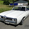 Pontiac Le <b>Mans</b> hardtop sedan-1968