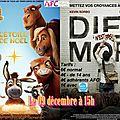 Fêtons la famille au <b>cinéma</b> le 09 décembre au Fellini