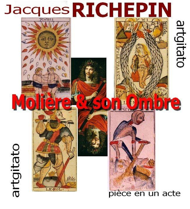 Molière et son Ombre Jean Richepin Pièce en un acte Artgitato