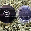 CHANEL ILLUSION D'OMBRE 85 MIRIFIQUE; 86 <b>EBLOUI</b> ;81 FANTASME & 84 EPATANT