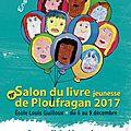 Salon du livre de jeunesse de Ploufragan, Côtes-d'Armor
