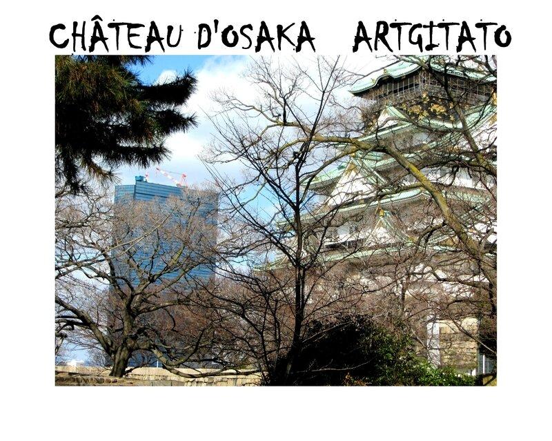 CHÂTEAU D'OSAKA ARTGITATO 3
