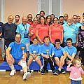 Sport en <b>milieu</b> <b>rural</b> de Charente Maritime avec les Foyers <b>ruraux</b> : 20ème Coupe <b>Rurale</b> Départementale de Tennis de Table