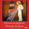 Dia 1 - Novena do Sagrado Coração de <b>Jesus</b>