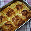 Banitsa, Feuillet au <b>Fromage</b> bulgare