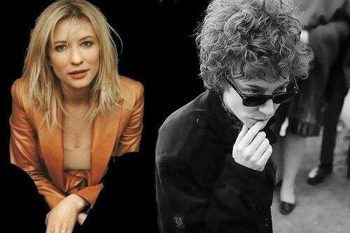 Cate Blanchett / Cate_Blanchett avec le Look Dylan
