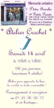 flyerblog CROCHET