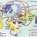 Géographie : Séquence I Acteurs, flux, réseaux de la mondialisation