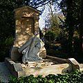 Tombe de Jules Vernes