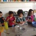 A l'Ecole maternelle les 3 Merlettes