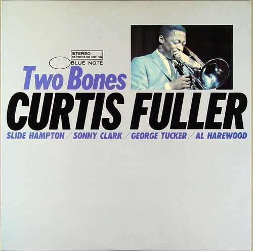 curtis fuller - two bones (sleeve art)