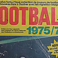 Images ... Football 1975 /76