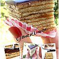 Baumkuchen ,gâteau allemand
