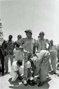 Maroc: Les chaussures de Hassan II dans La face cachée 24235072_p