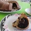 Cake <b>marbré</b> de Mishelle / Мраморный кекс Мишель