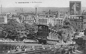 montmartre funiculaire 5a
