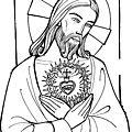 Litanies au Sacré-Cœur de <b>Jésus</b>