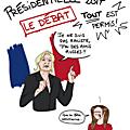 Débat de la présidentielle 2017 : tout est permis !