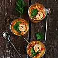 <b>Paella</b> en verrine - one pot rice