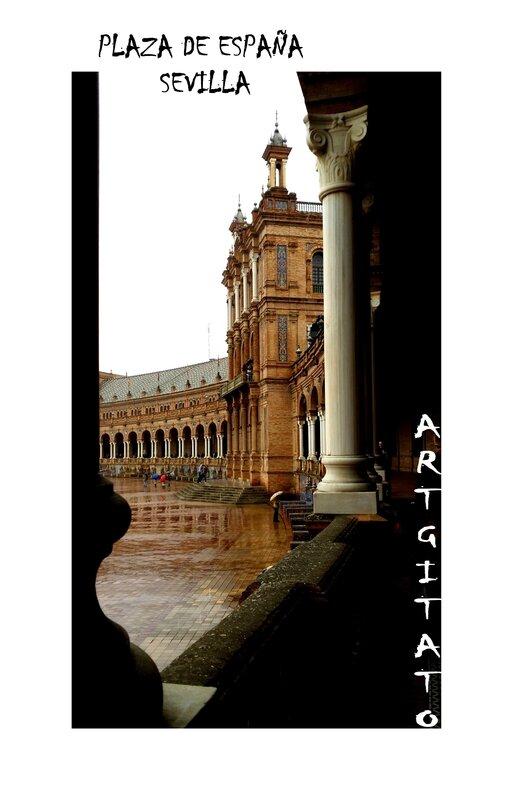 Sevilla Seville Artgitato