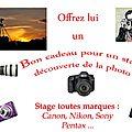 Stages et cours photos Haute-Savoie : Nouvelles dates !