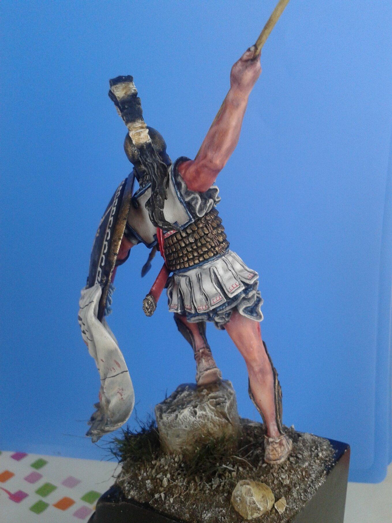 Hoplite Athenien - Alexandros model- FINI - Page 2 103484058_o